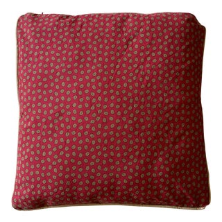 Ralph Lauren Foulard Throw Pillow For Sale