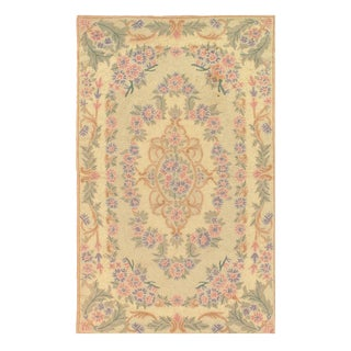 Pasargad Sino Abusson Rug- 3' X 5' For Sale