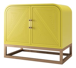 Image of Green Credenzas and Sideboards