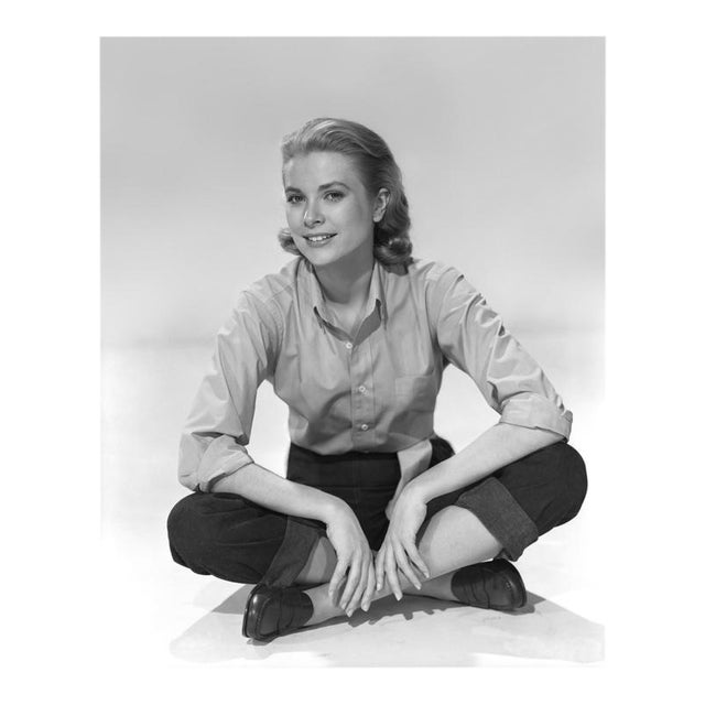 1954 Grace Kelly Publicity Photo for