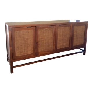 Mid-Century Inspired Media Console / Credenza