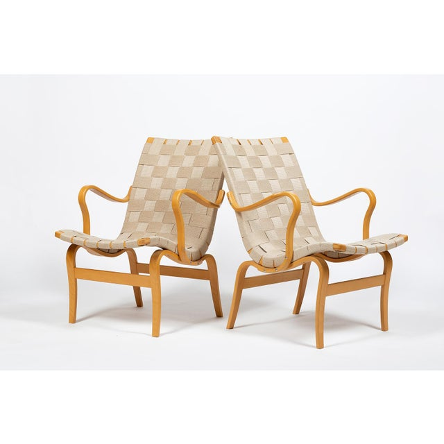 Bruno Mathsson Eva Chairs For Sale - Image 13 of 13