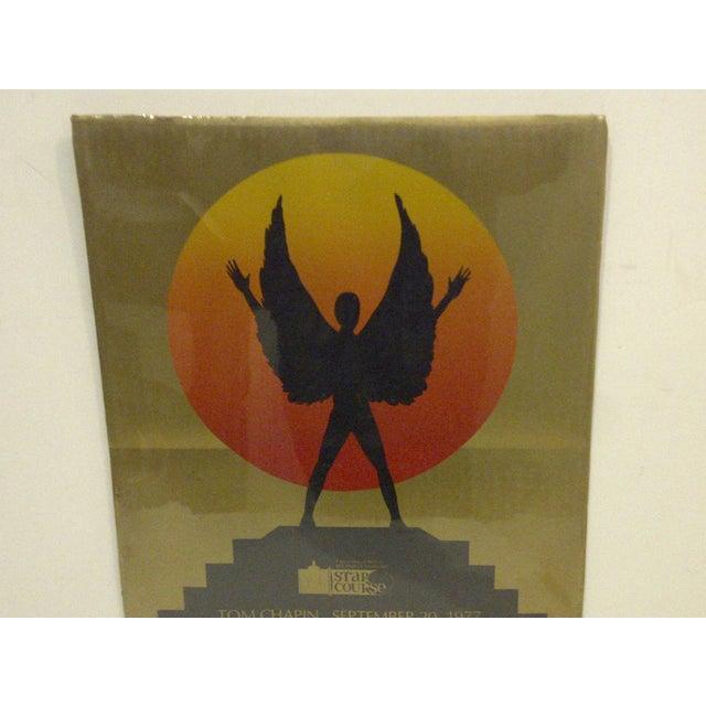 1978 Vintage Star Course Concert Series Concert Poster - Image 3 of 4