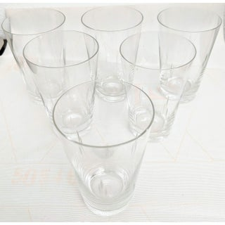 1930s Hand Etched Cocktail Tumblers, Set of 6 Preview