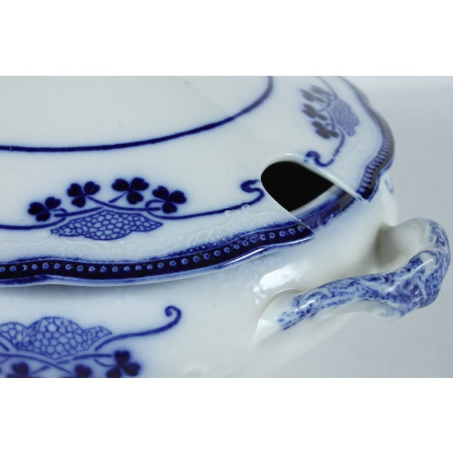 Flow Blue Lorne by Grindley Tureen - Image 3 of 4