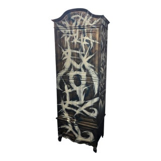 Graffiti Dresser For Sale
