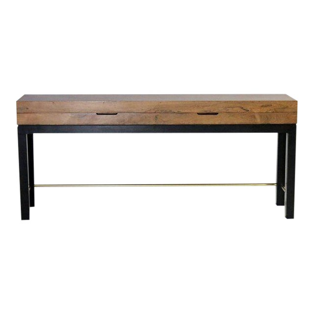 Rosewood Console Chest For Sale