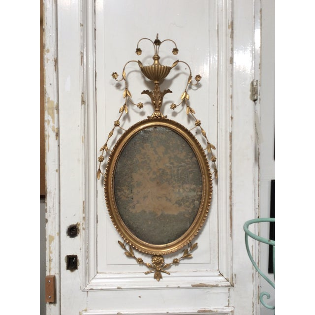 18th Century Antique Neoclassical Mirror Chairish