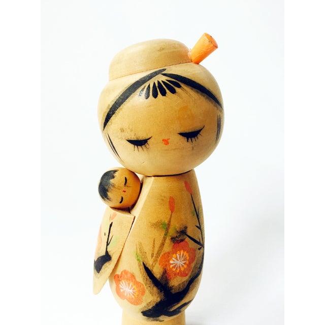 Vintage Japanese Kokeshi Doll - Image 3 of 5