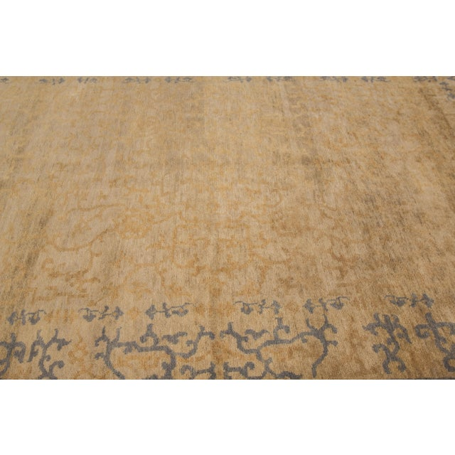 """Early 21st Century Modern Rug - 5'10"""" X 8'11"""" For Sale In New York - Image 6 of 7"""