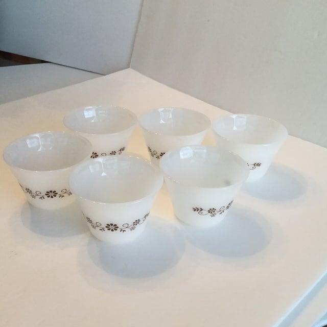Milk Glass Custard Cups - Set of 6 - Image 6 of 10
