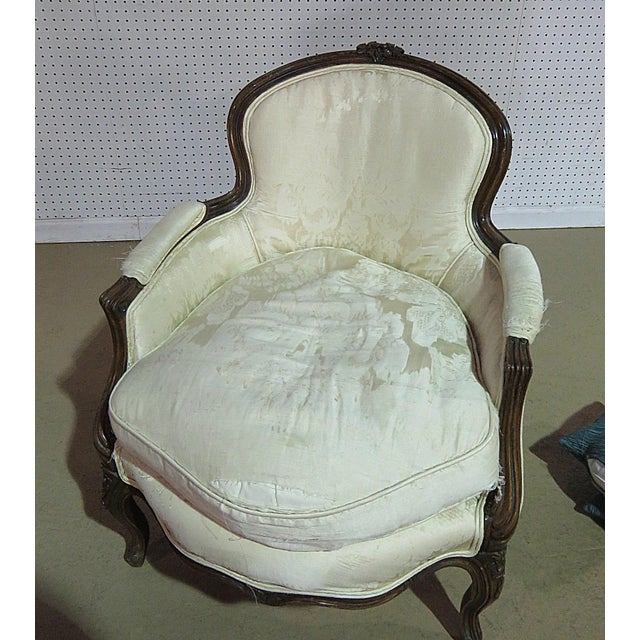 Louis XV Style Bergere - Image 4 of 11