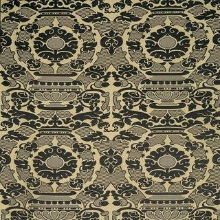 Suzanne Tucker Home Piacevole Silk Linen Jacquard Fabric