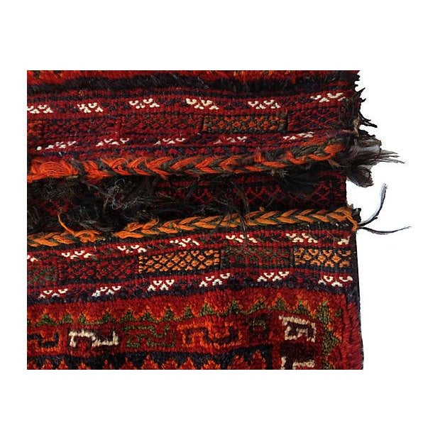 Turkish Wool Saddlebag - Image 2 of 5