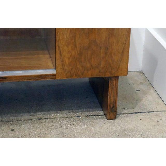 Art Deco Walnut Cabinet - Image 4 of 10
