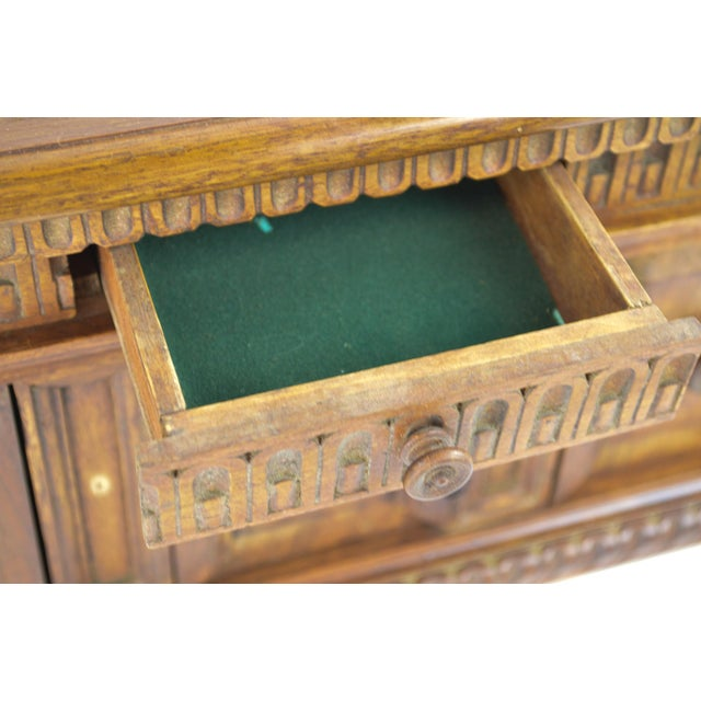 19th Century Antique Miniature Sideboard - Image 7 of 10