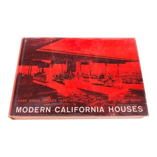 Modern California Houses by Esther McCoy For Sale