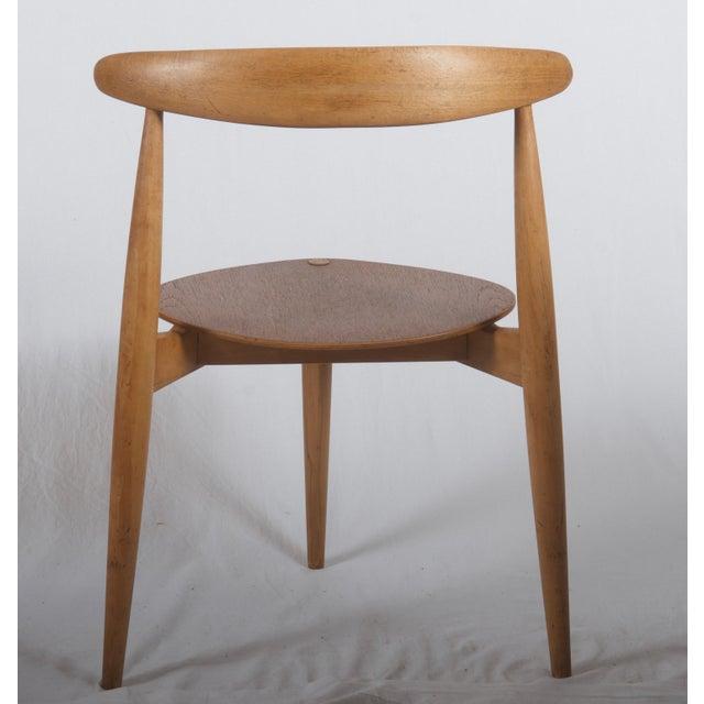 Mid-Century Modern Hans J. Wegner Chair Fh 4103 For Sale - Image 3 of 8