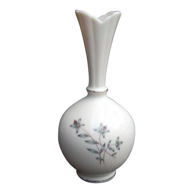 Lenox Silver Flower Vase Chairish