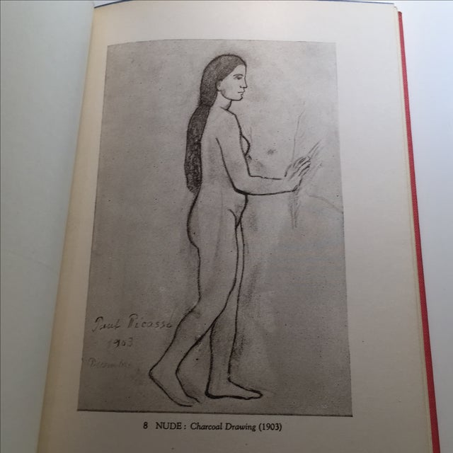 Picasso by Gertrude Stein 1939 Book - Image 6 of 11