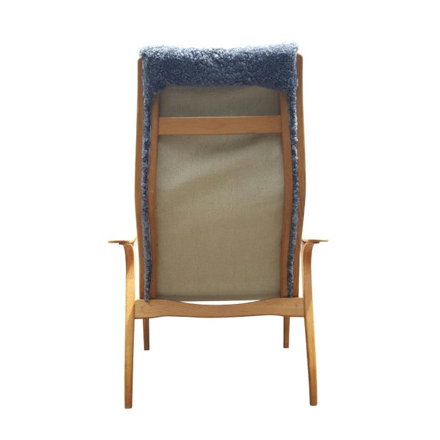 Swedese Swedish Lamino Lounge Chair - Image 6 of 7