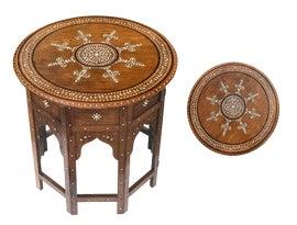 Image of English Tea Tables