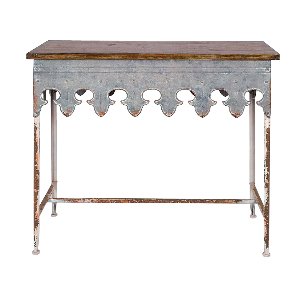 Image Of French Provincial Accent Tables