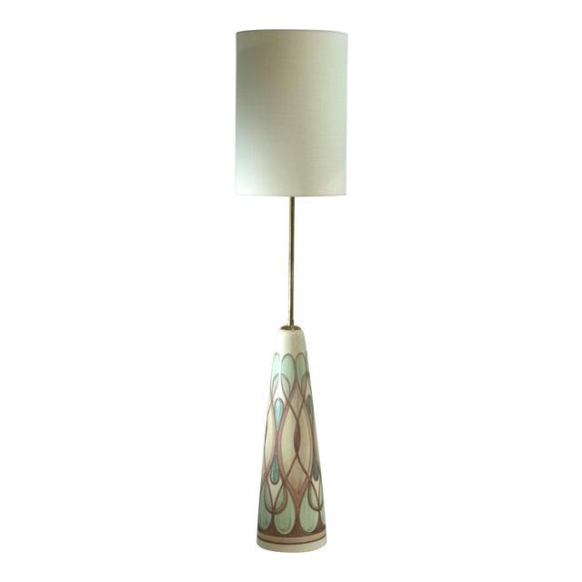 Rigmor Nielsen Floor Lamp, Denmark For Sale