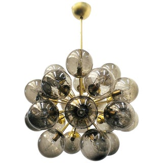 Ventiquattro Sputnik Chandelier by Fabio Ltd For Sale