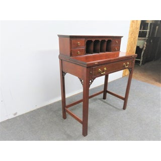 Frederick Duckloe Cherry Writing Desk Preview
