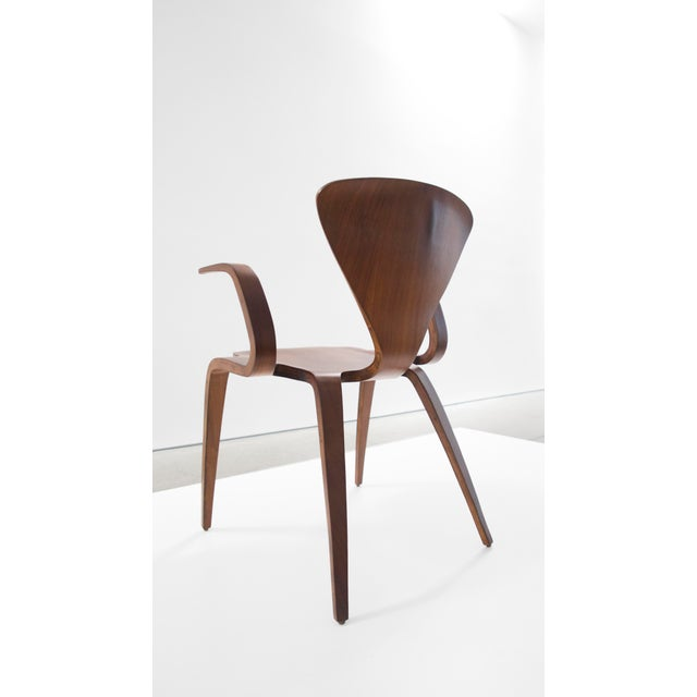 Plycraft 1960s Norman Cherner Prototype Armchair for Plycraft For Sale - Image 4 of 6