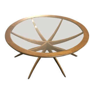 Currey & Company Ellen Coffee Table