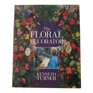 The Floral Decorator Book For Sale