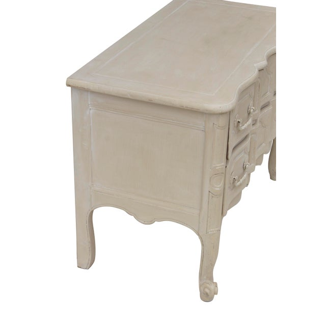 1970s French Provincial Nightstand by Baker Furniture For Sale - Image 5 of 11