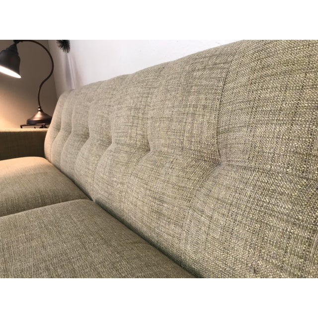 2010s Room and Board Mid-Century Anson Sofa For Sale - Image 5 of 11