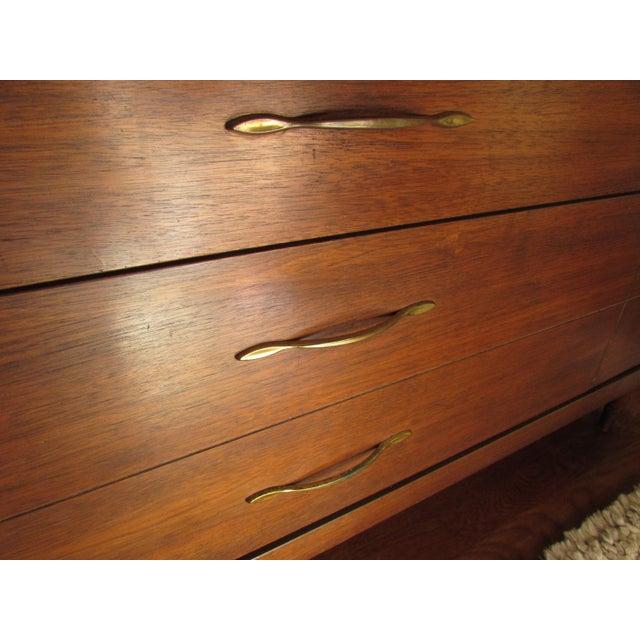 1950s Bassett Mid-Century Modern Dresser - Image 6 of 11