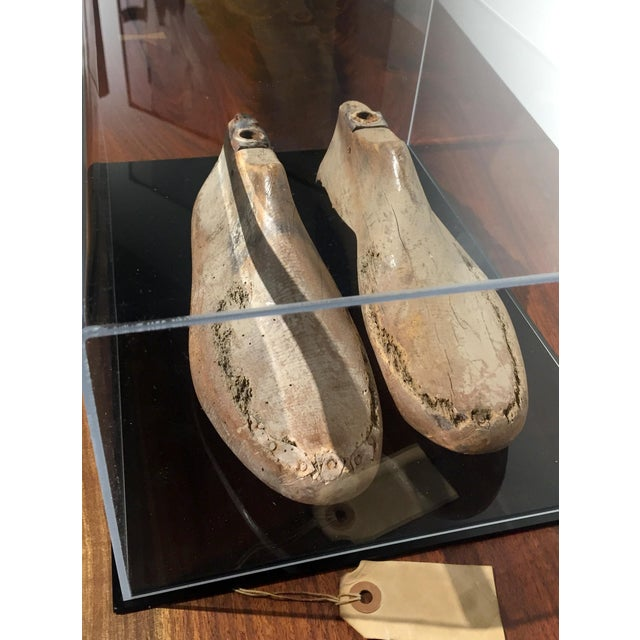 Shoe Cobblers Mold - Pair - Image 5 of 6