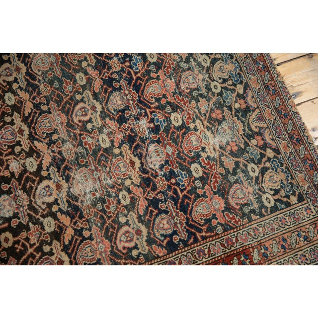 "Antique Fine Malayer Rug - 4'1"" X 6'4"" For Sale - Image 12 of 13"