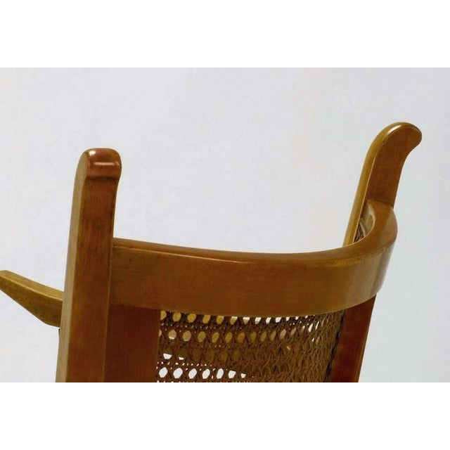 Set Six Edmond Spence Swedish Dining Chairs For Sale - Image 10 of 11