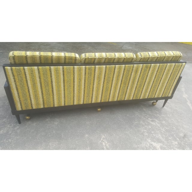 Mid-Century Modern Convertible Sleeper Sofa For Sale - Image 9 of 11