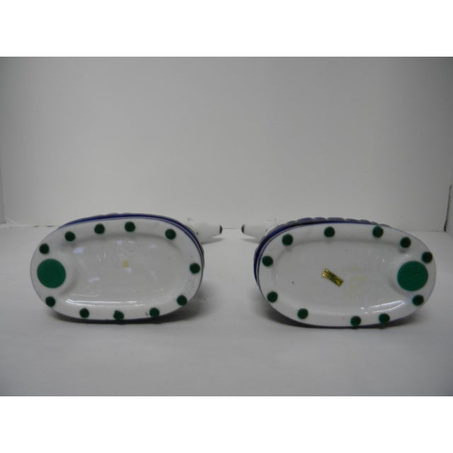 Mid 20th Century Staffordshire Style Dalmatian Bookends - a Pair For Sale - Image 5 of 10