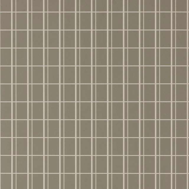 A handsome play on a classic pattern, this offset windowpane has a chic, graphic vibe. Beautifully crafted, this screen-...