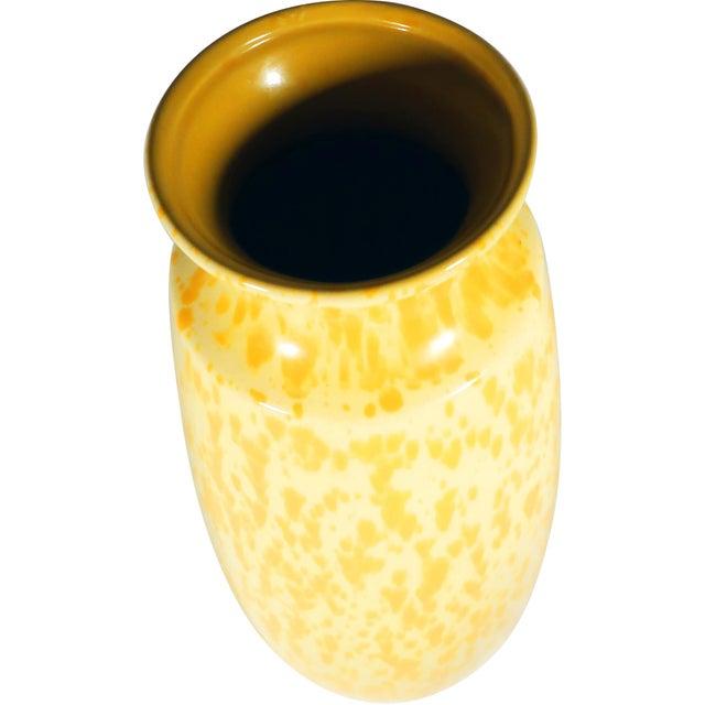 Mid-Century Modern Vintage West German Vase For Sale - Image 3 of 9