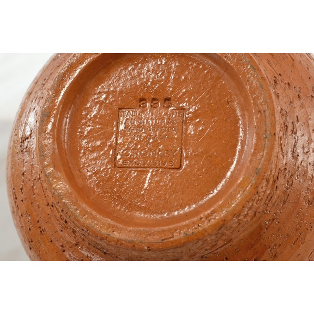 Italian Textured Terracotta Planter - Image 5 of 5