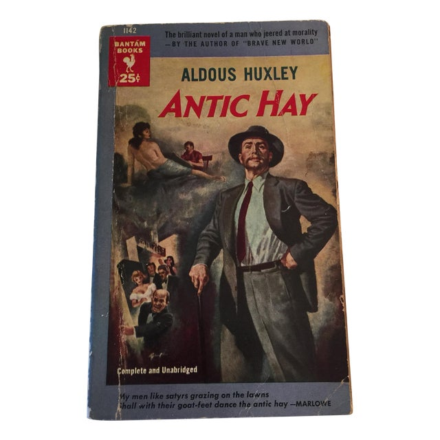 Antic Hay by Aldous Huxley, 1953 For Sale
