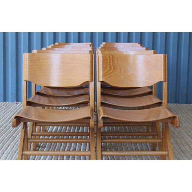 Baumann France Dining Chairs by Joamin Baumann, France, 1960s For Sale - Image 4 of 13