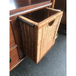 Boho Chic Coffee Table Basket Drawer Preview