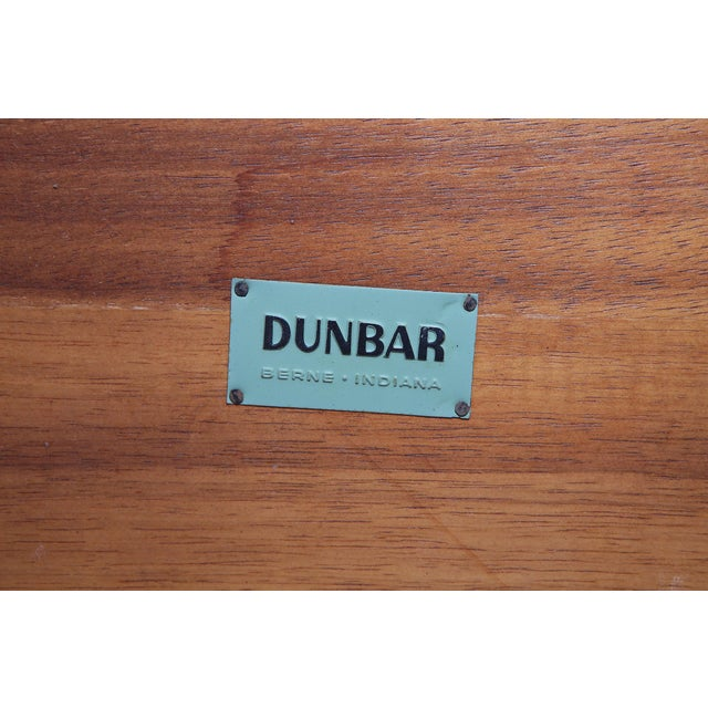 Bleached Mahogany Dining Table by Edward Wormley for Dunbar - Image 9 of 9