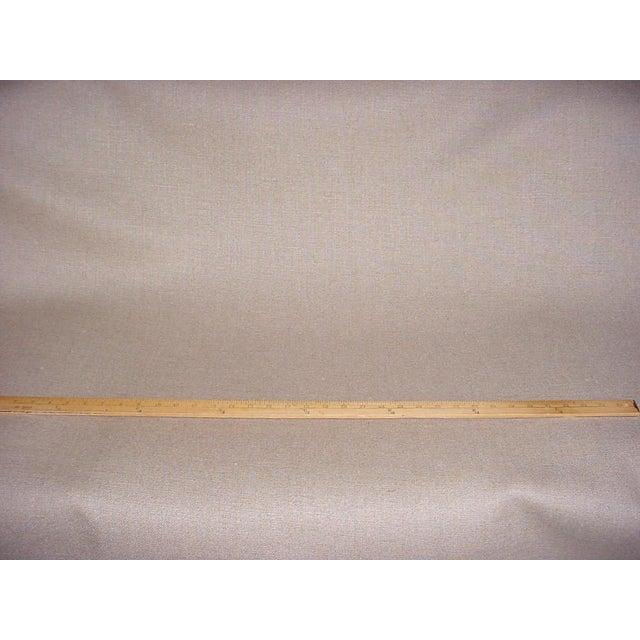 Mocern Lee Jofa Threads Ed85116 19 Newport 100% Linen Beige Upholstery  Fabric- 12-3/8 Yards