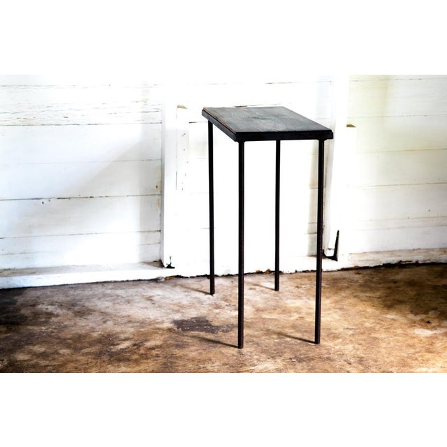 Mid-Century Modern Hand-Bag Entry Table For Sale - Image 10 of 12